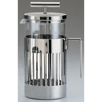 Alessi Aldo Rossi Press Filter Coffee Maker 8 Cup