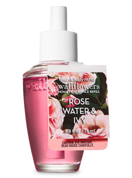 Bath & Body Works ROSE WATER & IVY Wallflowers Fragrance Refill