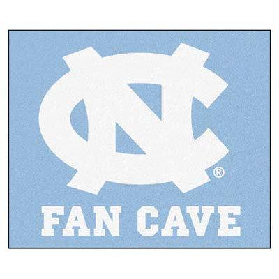 Sls Mats Collegiate UNC University of North Carolina Chapel Hill Man Cave Tailgater Outdoor Area Rug