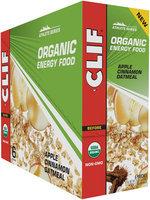 CLIF® Athlete Series Apple Cinnamon Oatmeal Energy Food 6-4.23 oz. Pouches