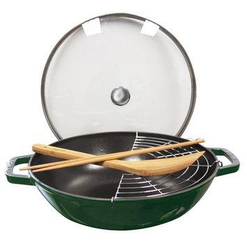 Staub Perfect Pan, 12-inch - Basil
