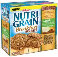 Kellogg's® Nutri-Grain® Breakfast Biscuits Apple Cinnamon