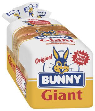 Bunny Giant White Bread 24 Oz Bag