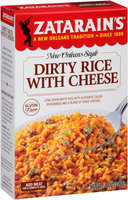 Zatarain's® Dirty Rice with Cheese Mix 8 oz. box