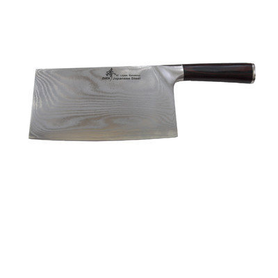 Zhen VG-10 Damascus Series 67-Layer Light Slicer Chopping Chef Butcher Knife/Cleaver Blade Length: 8