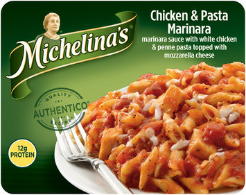 Michelina's® Chicken & Pasta Marinara Frozen Meal 8 oz. Package