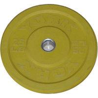 York Barbell Training Bumper Plate Weight: 33 lbs