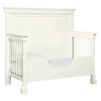 Stanley Teaberry Lane Built-to-Grow Toddler Bed Kit Finish: Stardust