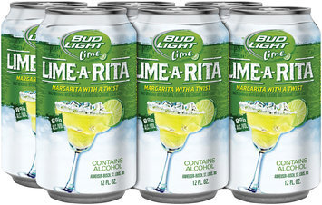 BUD LIGHT LIME 6% & 8% Alcohol