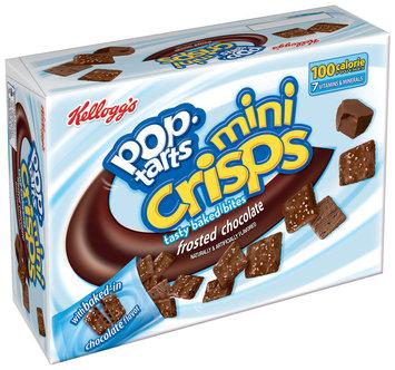 Kellogg's® Pop-Tarts® Mini Crisps™ Frosted Chocolate Tasty Baked Bites 8-0.81 oz. Pouches