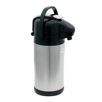 Update International NVSL-25BK - 2.5 Liter Lever Top Air Pot, Stainles