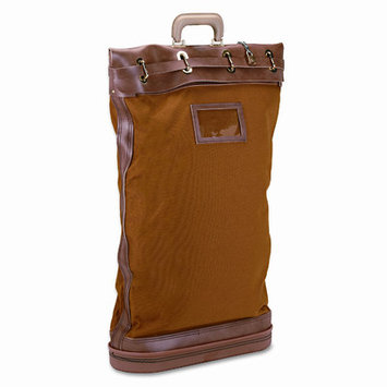 PM COMPANY Security Mail Bag with Lockable Belt Closure