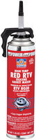 Permatex® 85915 High-Temp Red RTV Silicone Gasket Maker 7.25 oz.