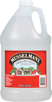 Musselman's® Distilled White Vinegar 1 gal. Jug