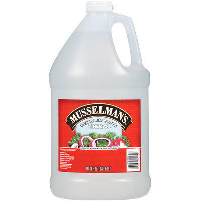 Musselman's® Distilled White Vinegar 1 gal. Jug