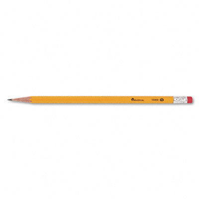 Universal Products Universal Office Products Pencils Universal Economy Woodcase