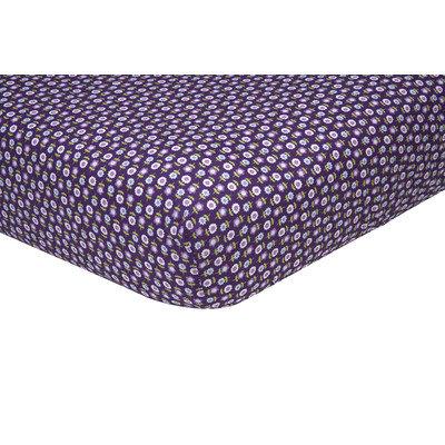 NoJo Harmony Crib Sheet - 100% Cotton