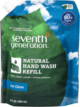 Seventh Generation™ Just Clean Natural Hand Wash Refill