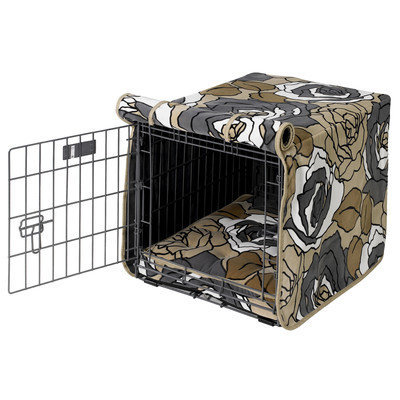 Bowsers Lux Crate Cover Tranquility, Extra Large