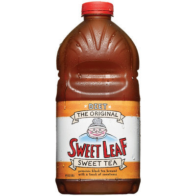Sweet Leaf Diet Original Sweet Tea 64 fl. oz. Plastic Bottle
