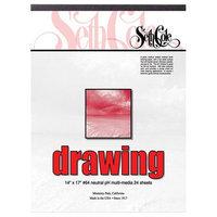 Alvin & Company Alvin SC64C Drawing Pad 18x24 24 Shts 80lb