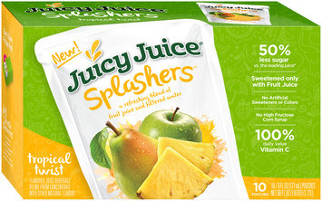 Juicy Juice® Splashers™ Tropical Twist