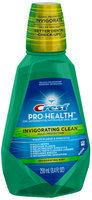 Crest Pro-Health Invigorating Clean Mint Mouthwash 250mL Bottle
