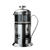 BergHOFF International 2800126 Cook & Co. French Press 2 .50 Cups