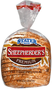 Stater Bros. Sheepherder's  Old Fashioned Bread 24 Oz Bag