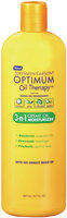 Optimum Care 3 N 1 Cream Oil Moisturizer Oil Therapy 9.7 Oz