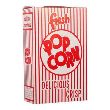 Snappy Popcorn Close-Top Popcorn Box Size: 2E