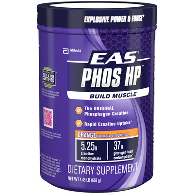 EAS® Phos Force™ Orange 1.45 Lb Plastic Jar