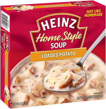 Heinz HomeStyle Loaded Potato Soup 8 oz. Box
