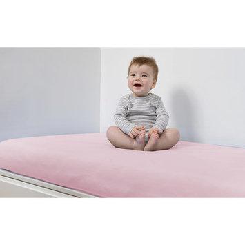 B.sensible Baby Crib Sheet Color: Pink