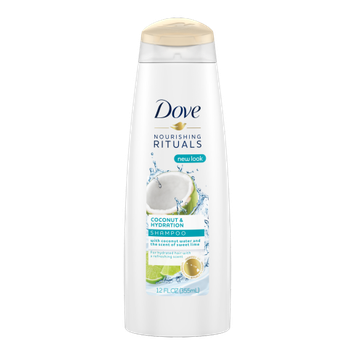 Dove Nourishing Rituals Coconut & Hydration Shampoo