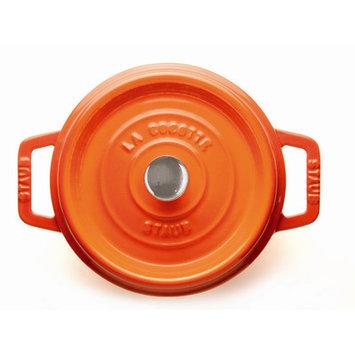 Staub Round 4 qt. Cocotte in Orange
