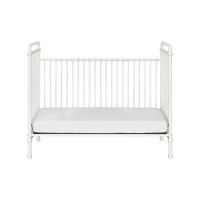 Franklin And Ben Abigail 3-in-1 Convertible Crib Finish: Washed White