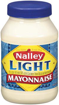 Nalley Light Mayonnaise