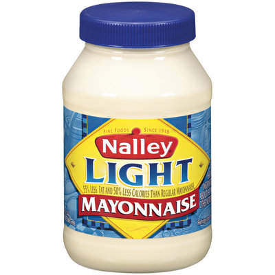 Nalley Light Mayonnaise 30 fl oz