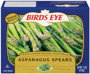 Birds Eye Asparagus Spears Frozen Vegetables 7.5 Oz Box