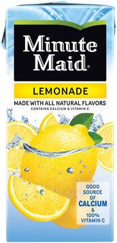 Minute Maid® Lemonade 1L Aseptic Carton