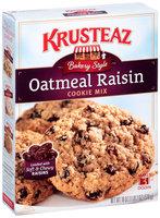 Krusteaz® Bakery Style Oatmeal Raisin Cookie Mix 18 oz. Box