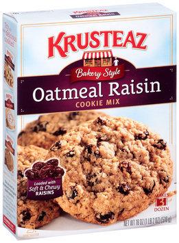 Krusteaz® Bakery Style Oatmeal Raisin Cookie Mix