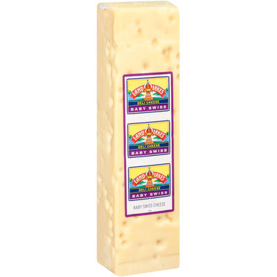 Land O' Lakes® Baby Swiss Cheese