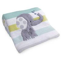 Lambs & Ivy Yoo-Hoo Receiving Blanket