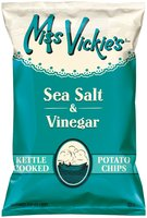Miss Vickie's® Sea Salt & Vinegar Kettle Cooked Potato Chips