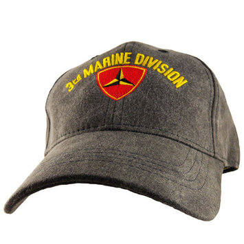 Motorhead Products Division Cap Branch: 3rd Marine