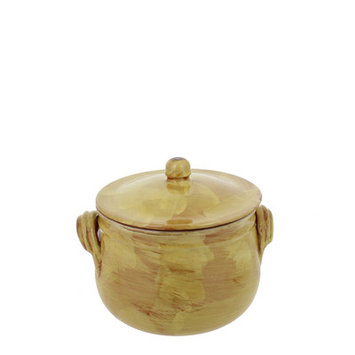 French Home Stock Pot with Faucet Size: 6