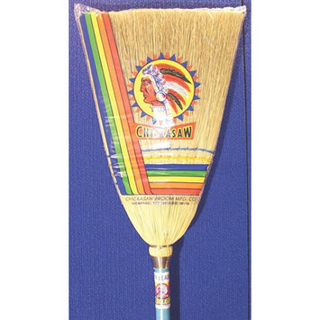 Chickasaw & Little Rock Broom Works Our Leader Household Broom
