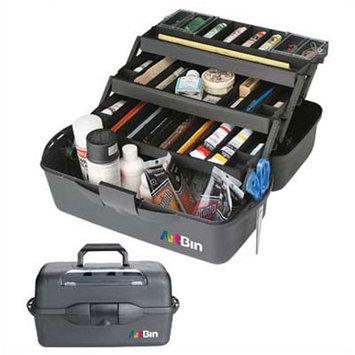 Artbin 8237ab Essentials Xl 3-tray Black